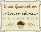 I'm A Moda Bake Shop Chef!