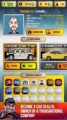Car Dealer Simulator Mod Apk v1.7 Terbaru Unlimited Money