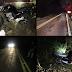 Mulher morre e homem fica gravemente ferido em acidente na BR-158