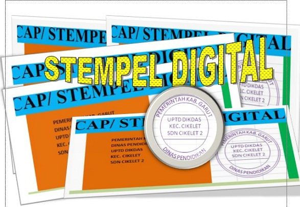 Aplikasi Stempel Sekolah Digital Terbaru