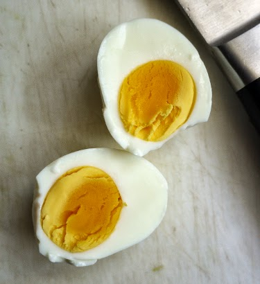 perfect hard boiled egg