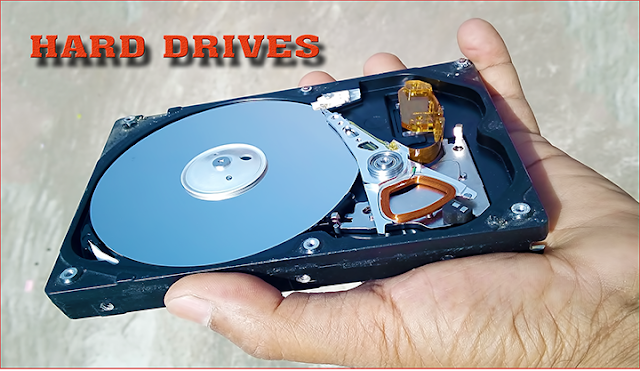 Hard Drives (magnets)