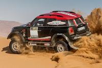Mini John Cooper Works Rally 2017 Rear Side