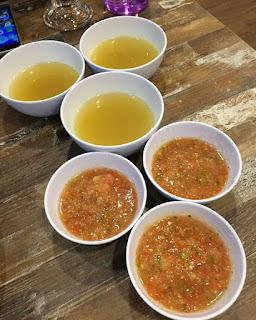 Sup dan Sos Tomato Nasi Mandy, Paradise Reyan, Aeon Big Wangsa Maju