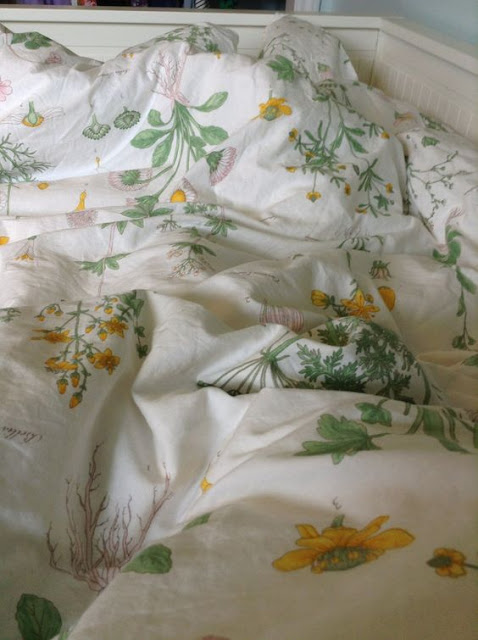 Moon To Moon Strandkrypa Botanical Bedding From Ikea