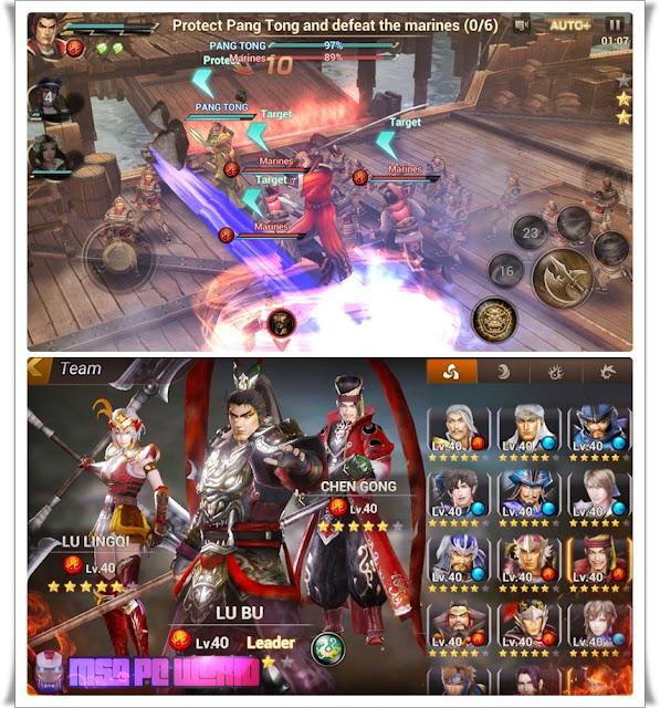 Dynasty-Warriors-Unleashed-screenshots