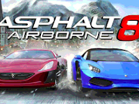 Download Asphalt 8 Airborne v2.8.0n Mod Apk (Unlimited Gold + Stars)
