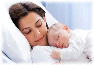 Ser mãe: A primeira vez