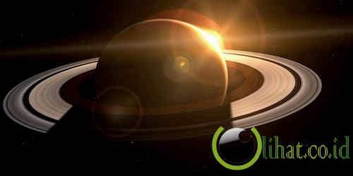 Suara Pidato Planet Saturnus