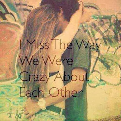 i miss u we ware crazy about each other
