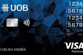 Review Kartu Kredit UOB Visa Yolo Card
