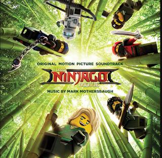 Ost The Lego Ninjago Movie