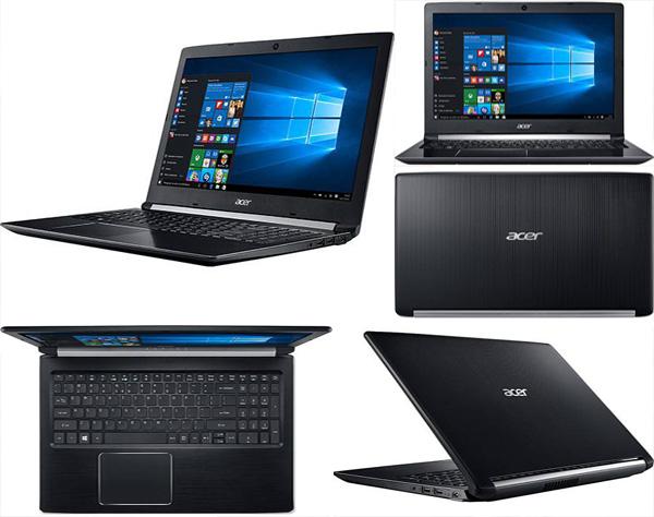 Notebook Acer A515-51G-C97B design