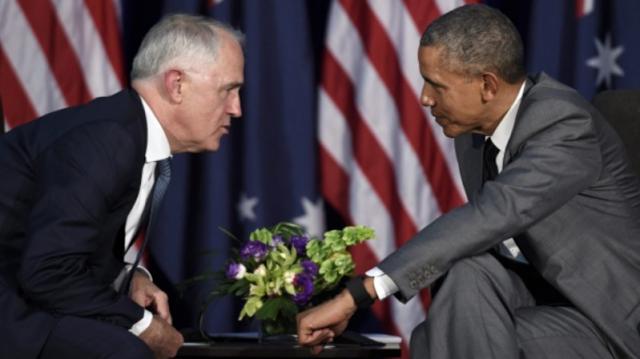 Pembicaraan 'RAHASIA' Obama dan PM Australia tentang ISLAM,Indonesia & Arab Saudi. TERBONGKAR SUDAH INI ISINYA!!