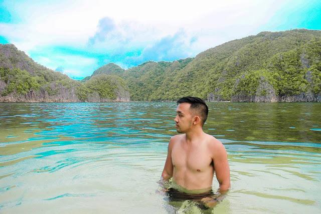 DIY itinerary caramoan island hopping