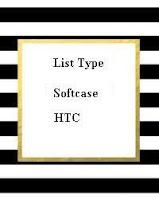 Softcase untuk Handphone HTC