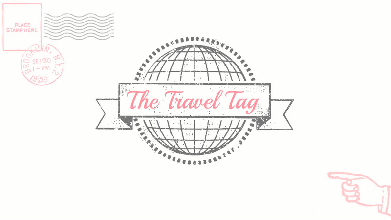 My Blogger Travel Tag