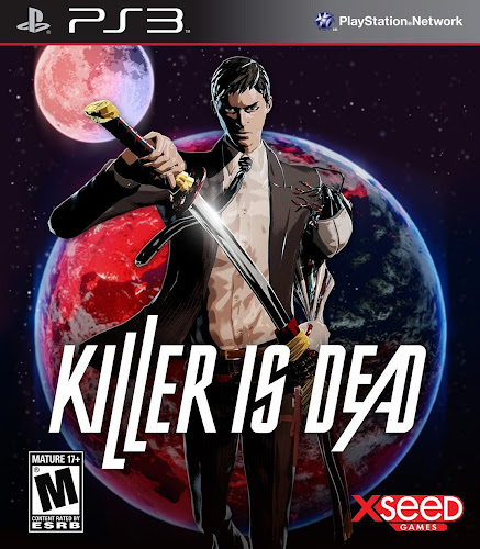 Killer is Dead PS3 Español Region USA