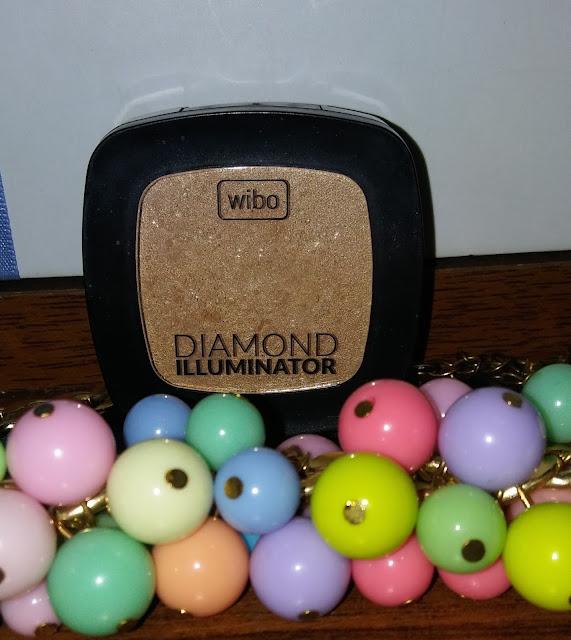 Wibo, Diamond Illuminator - rozświetlacz.