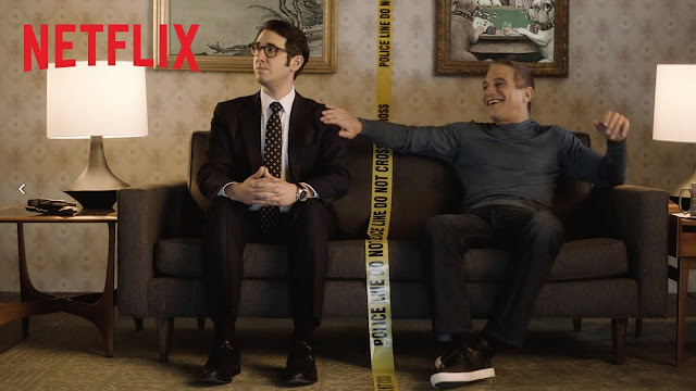 The Good Cop Caso de Polícia Netflix