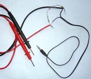 kabel avometer