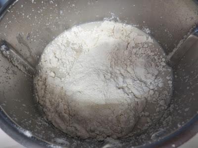 Natillas de almendra (Sin lactosa) Thermomix