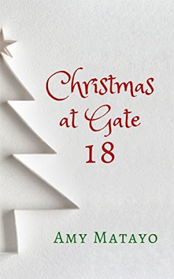 Heidi Reads... Christmas at Gate 18 by Amy Matayo