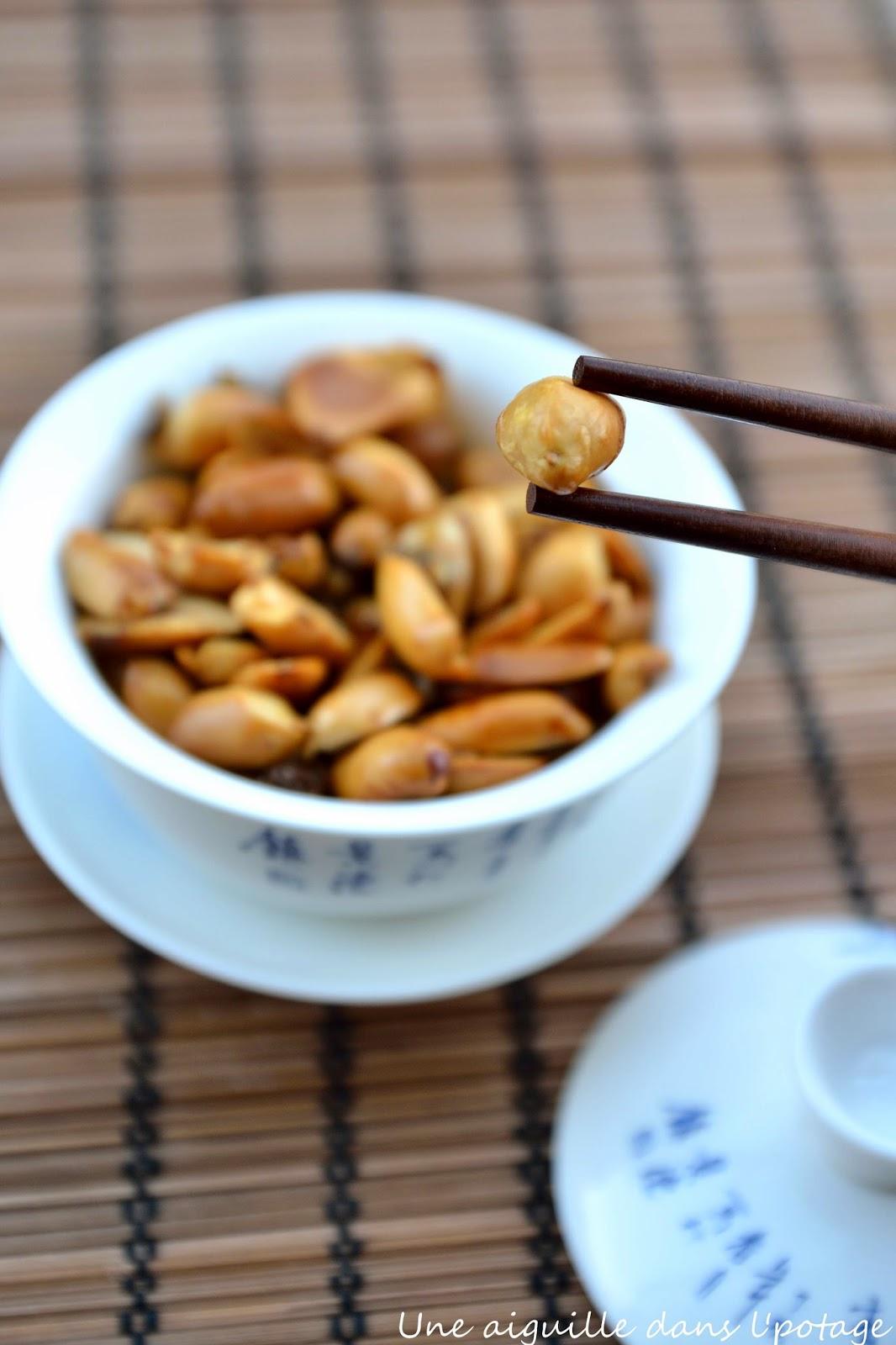 peanuts ken hom recipe