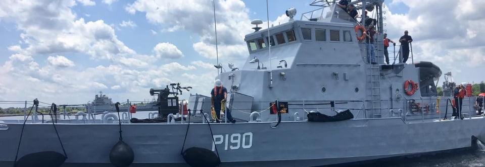 ВМСУ набирає екіпажі на наступні Айленди