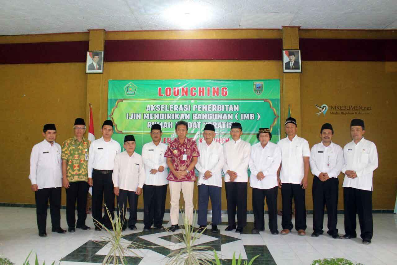 Mantan Sekda Terpilih jadi Ketua BWI Kabupaten Kebumen