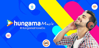 Hungama Music (MOD, Pro Subscription) APK For Android