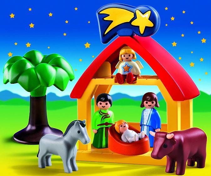 Belén de Playmobil 123