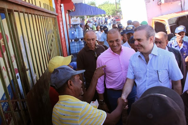 Abinader: Participará este viernes en una marcha y caravana en San Juan
