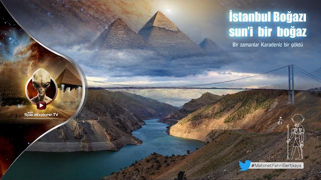 akademi dergisi, Mehmet Fahri Sertkaya, ufo, uzay, bilim - teknoloji, kıyamet, hz. nuh, siyonistler, karadeniz, hz zülkarneyn, süleyman aleyhisselam, ye'cüc me'cüc,