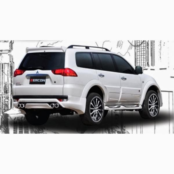 add on Mitsubishi Pajero Zercon 09-13