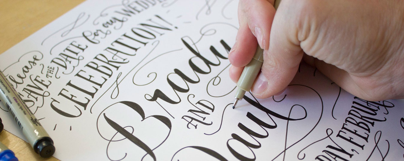 Mazáaa! lettering, desenhar letras