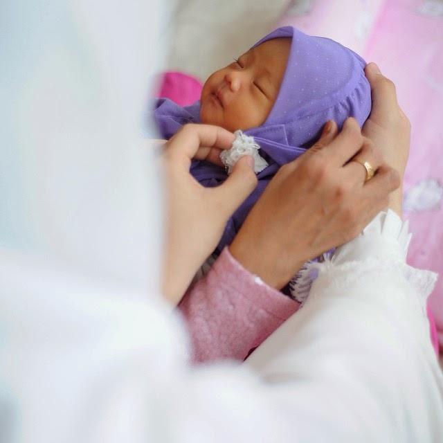 jilbab maryam anak oki setiana dewi