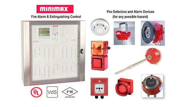 مجموعه ملفات أساسيه لكورس fire alarm
