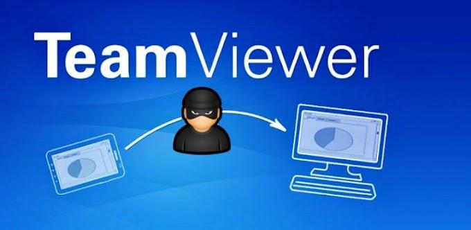 Vulnerable TeamViewer Memungkin Untuk Mengakses Penuh PC korban