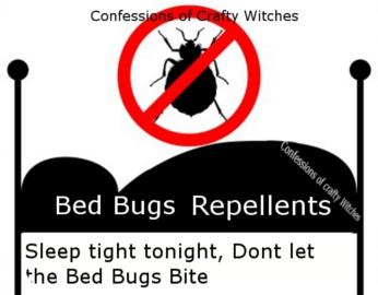 Bed Bug Repellents