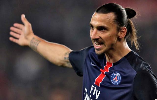 Zlatan Ibrahimovic demande une traduction précise des propos d'Aurier