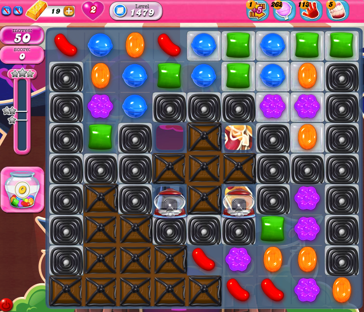Candy Crush Saga 1479