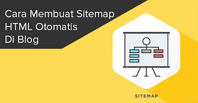 Cara Mudah Membuat Sitemap hanya 1 menit