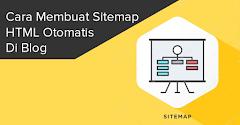 Cara Mudah Membuat Sitemap atau Daftar Isi di Blog hanya 1 Menit