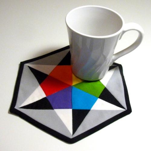 hexagon quilt pattern instructions