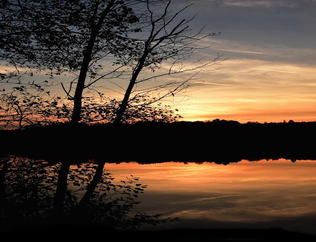 Sonnenuntergang,Weilburger Tageblatt