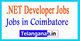 .NET Developer Jobs in Coimbatore