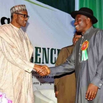 2 Pres. Jonathan to hand over formally on May 28th and not May 29th
