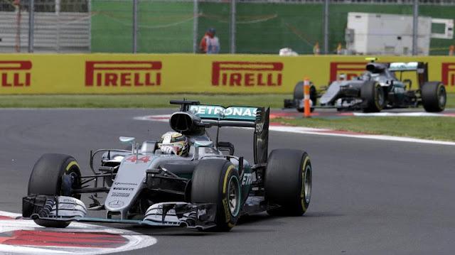 Menangi GP Meksiko, Hamilton Jaga Peluang Juara