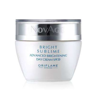 NovAge Bright Sublime Day SPF 20 Cream